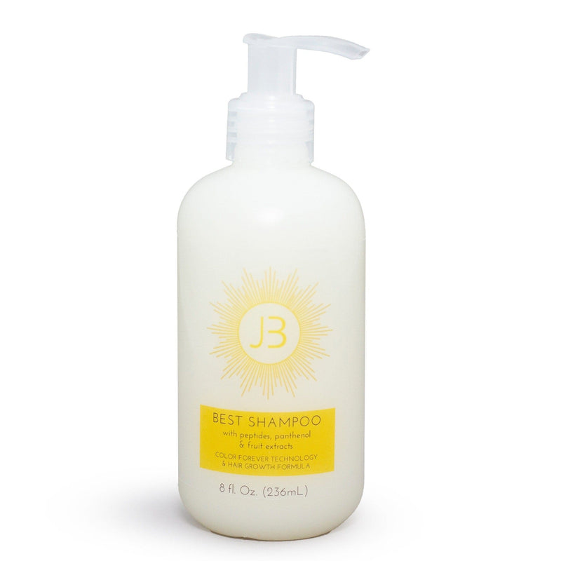 BEST SHAMPOO with peptides, panthenol & fruit extracts