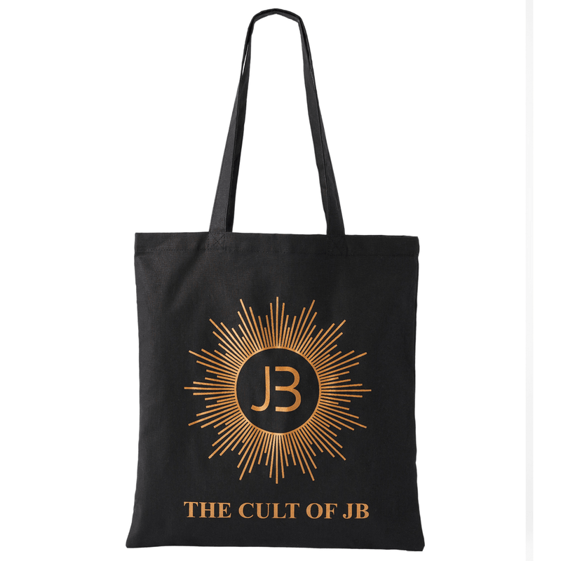 Jennifer Bradley Tote Bag + Safe in Seconds Hand Sanitizer+JB Face Mask