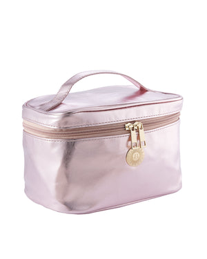 Large Pink Makeup Organizer Bag
