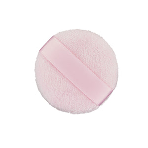 Best Pink Velour Puffs