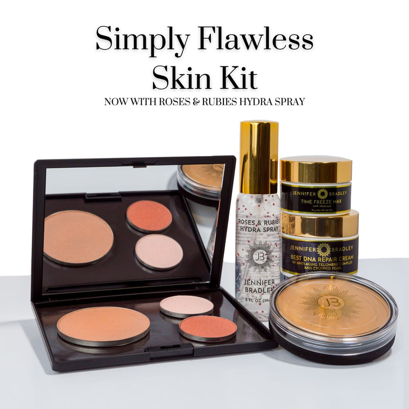 Simply Flawless Skin Kit