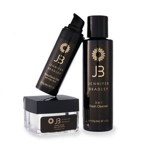 Three Steps to Clear Skin Kit Jennifer Bradley