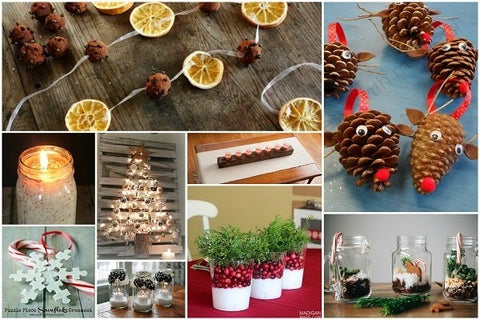 32 eco friendly christmas decorations