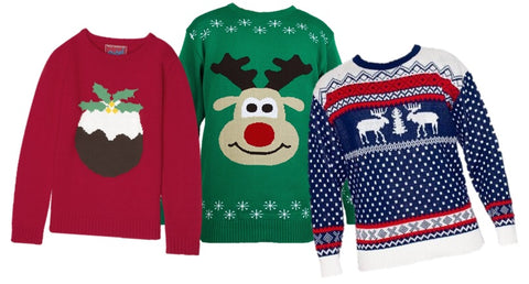 why christmas jumpers are bad for the environment