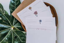 Blooming Card Set