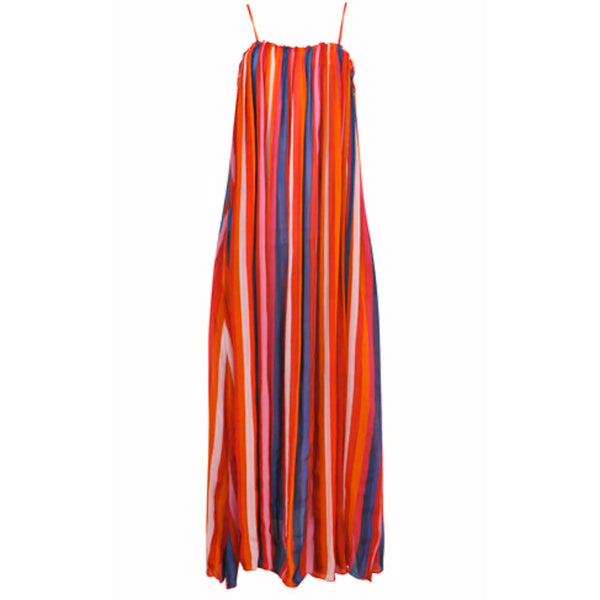 Drop Back Maxi Stripe
