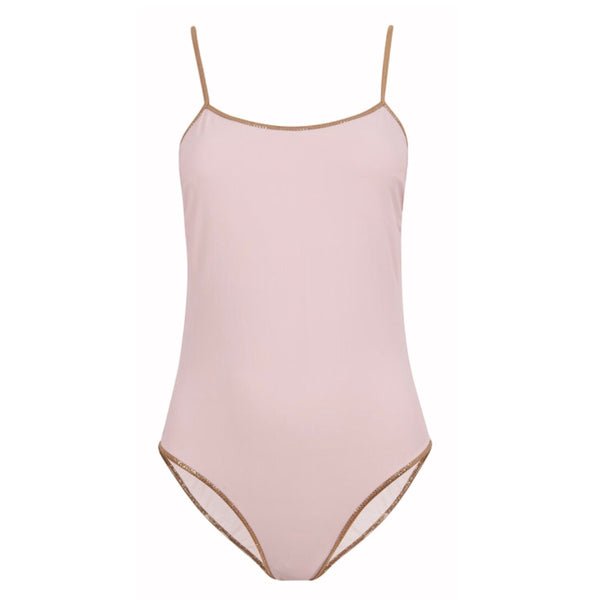 Bridgehampton Reversible One Piece / Pink & Panna