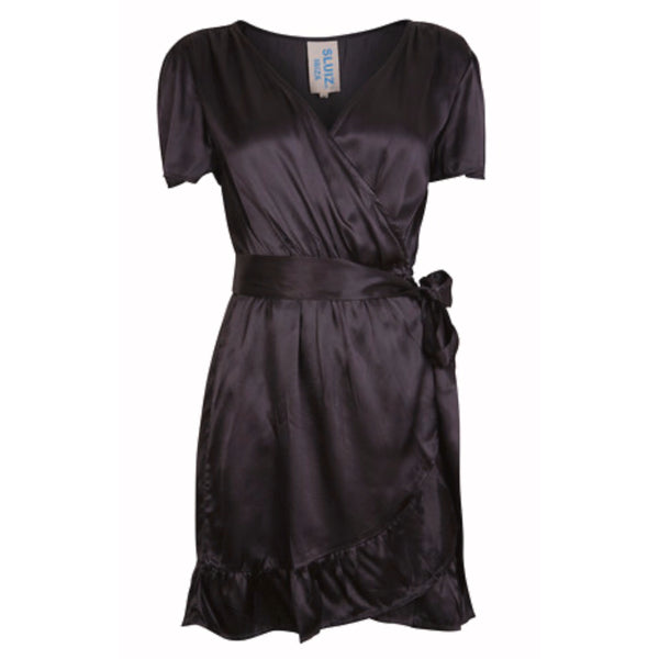 Bella Dress Anthracite