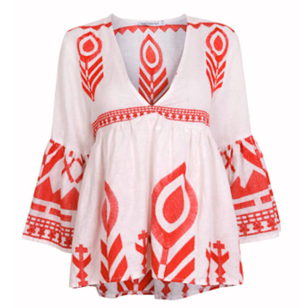 Greek Style Blouse