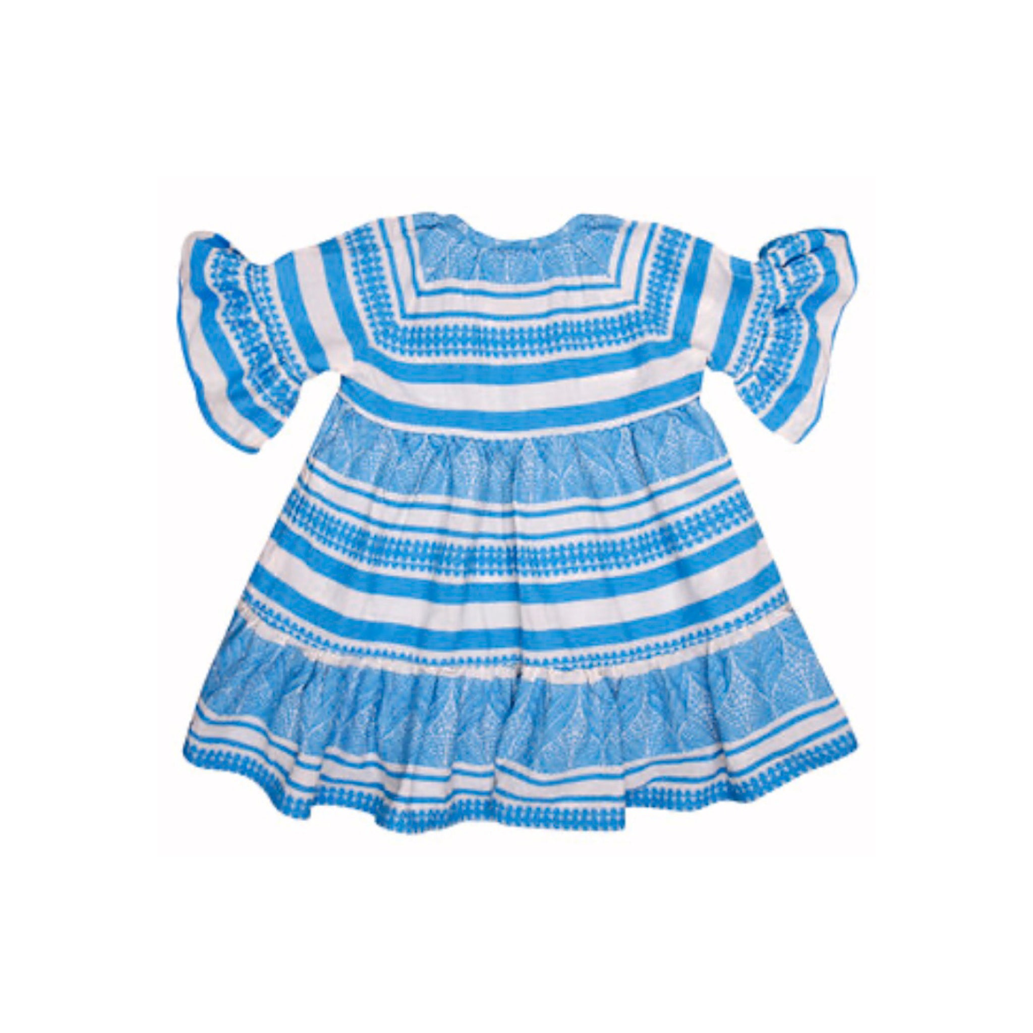 Kid's Zakar Dress Turquoise