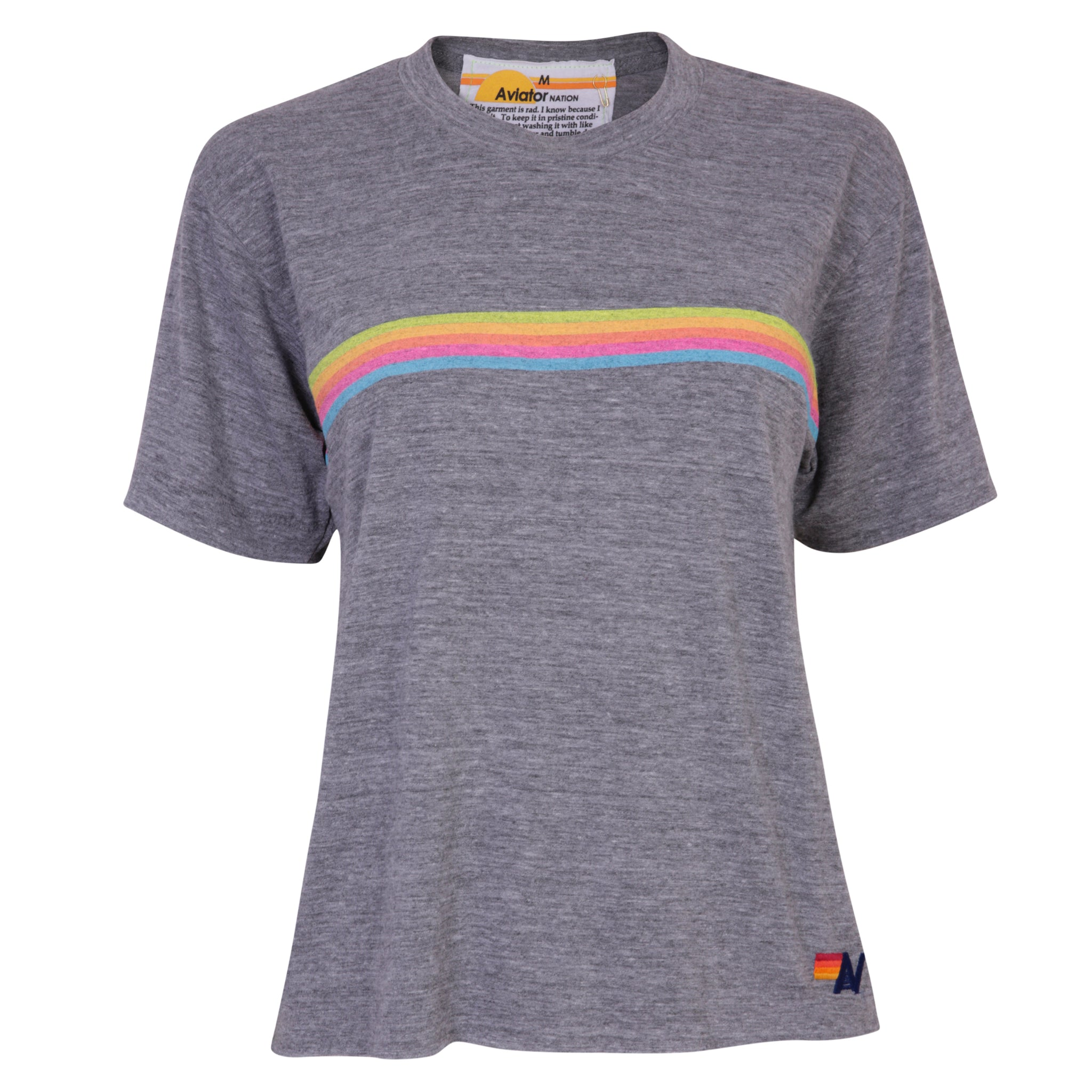Sunset Grey T