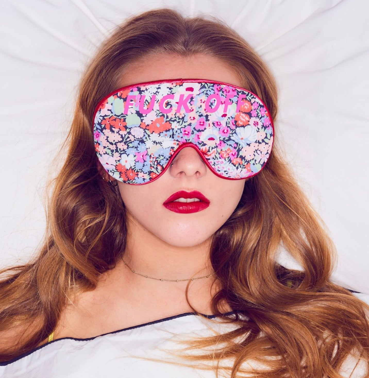 F*** Off Eye Mask