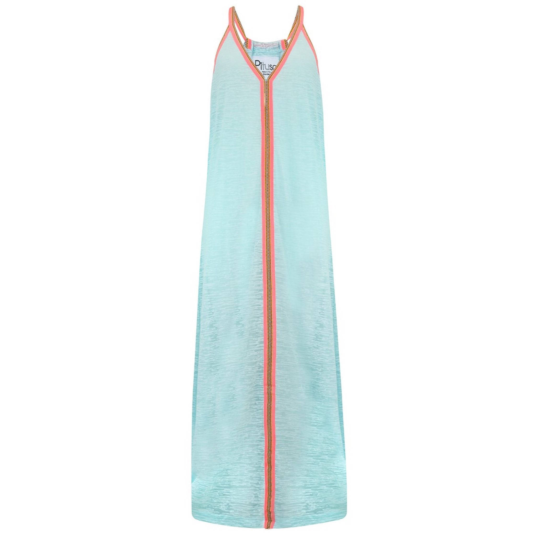 Inca Aqua Sundress