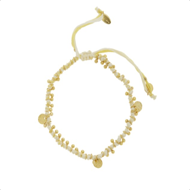 Kitts Bracelet Yellow