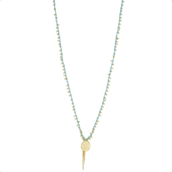 Sunset Necklace Acqua