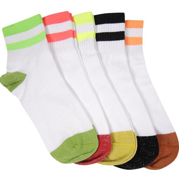 Short Stripe Sock