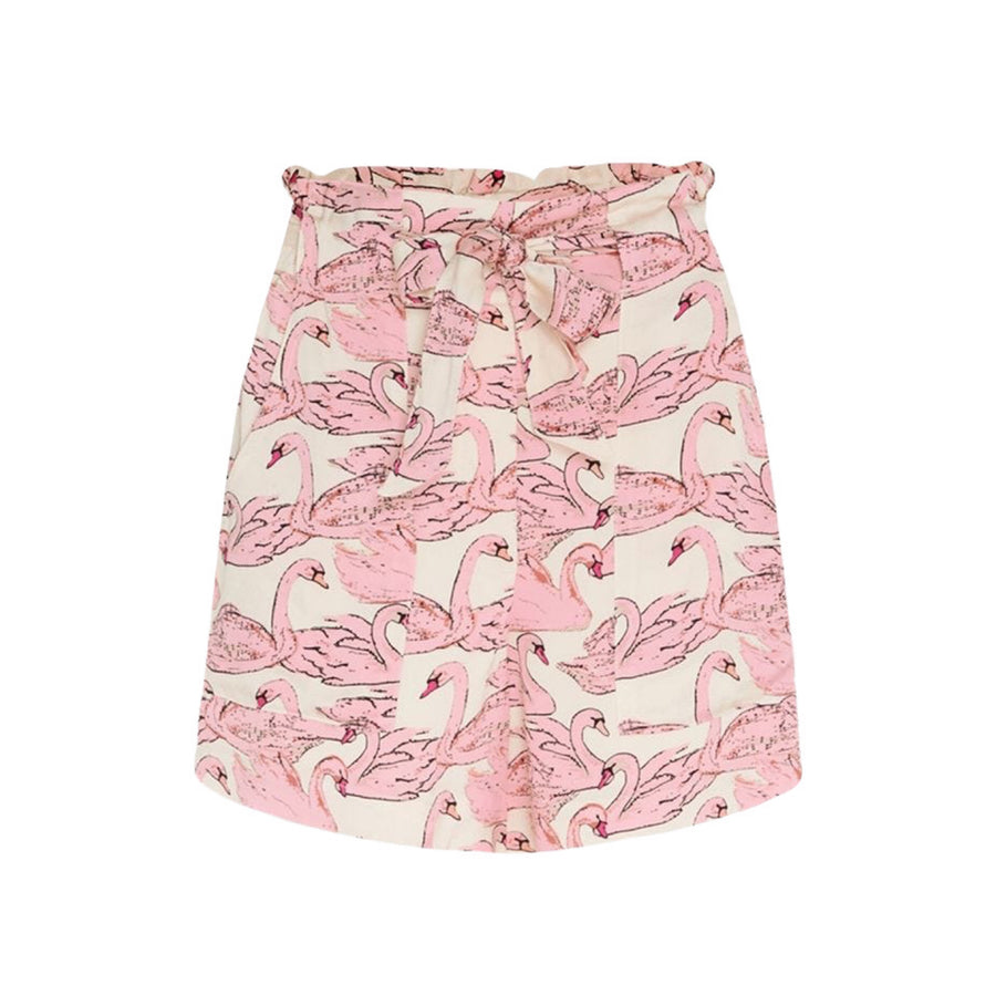 Fabienne Chapot Olivia Swan Shorts White