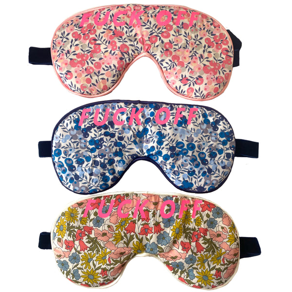 F**k off Eye Mask *Colours*