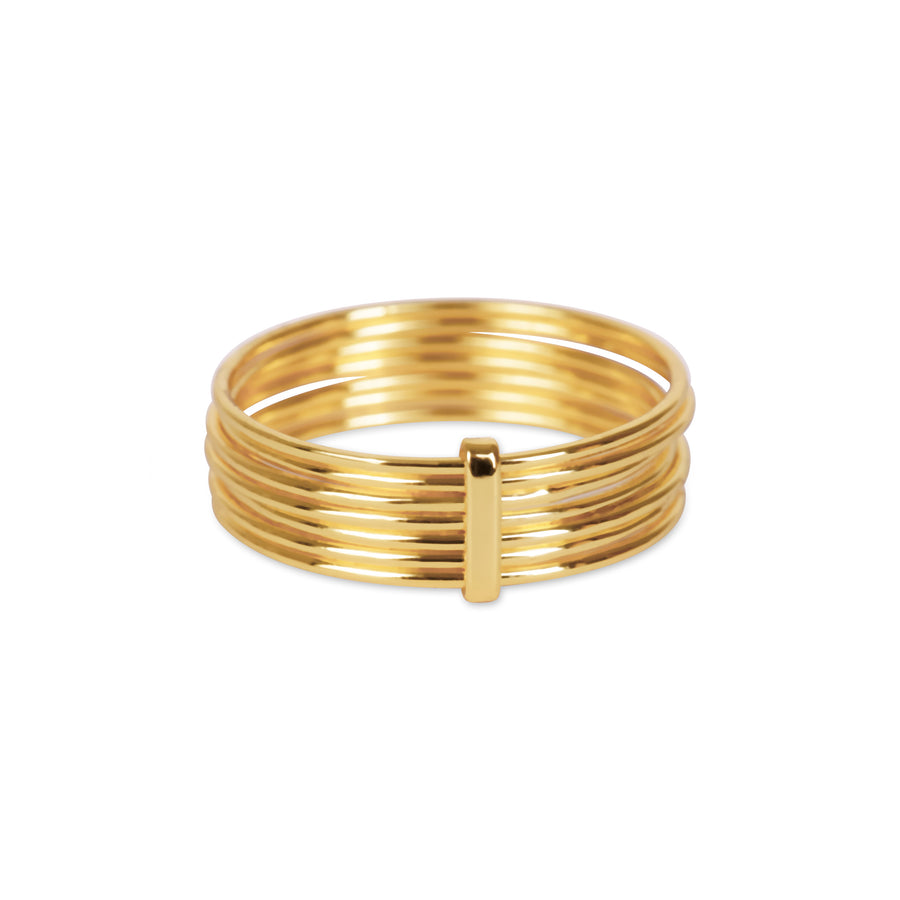 Stack Ring Gold