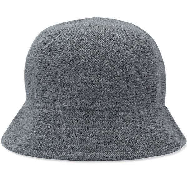 Grey Bucket Hat