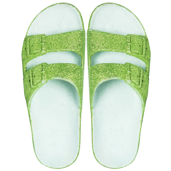 Sandals- Lime Green