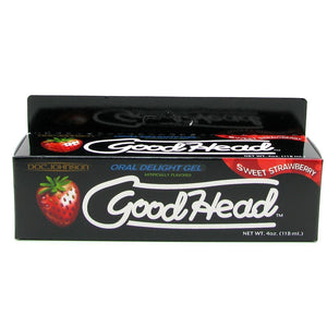 GoodHead Oral Delight Gel 4oz/113g in Strawberry