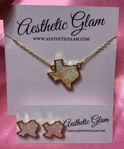 Texas Glam Necklace Set