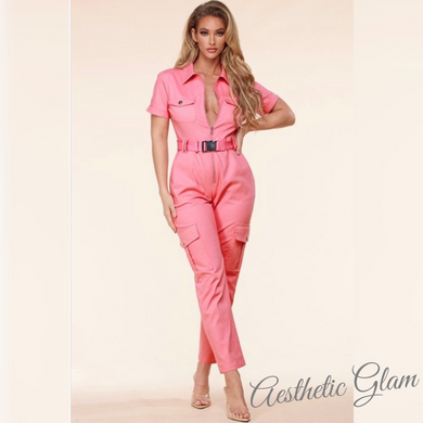 Barbie Girl Jumpsuit