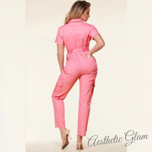 Load image into Gallery viewer, Barbie Girl Jumpsuit