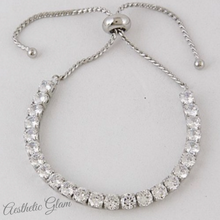 Load image into Gallery viewer, Charming Rhinestone Bracelet