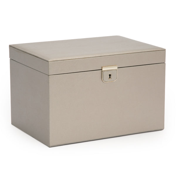 Wolf Pewter Palermo Large Jewellery Box 213078
