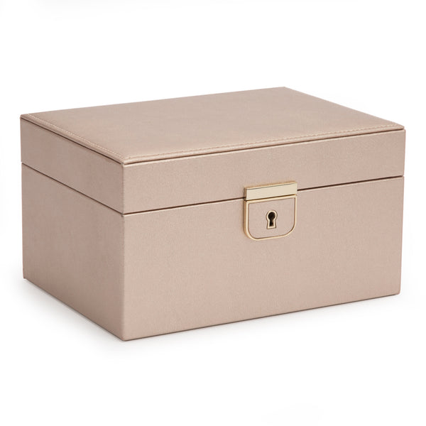 Wolf Rose Gold Palermo Small Jewellery Box 213116