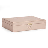 Wolf Rose Gold Palermo Medium Jewellery Box 213216 - Hamilton & Lewis Jewellery