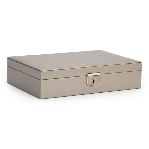 Wolf Pewter Palermo Medium Jewellery Box 213278 - Hamilton & Lewis Jewellery