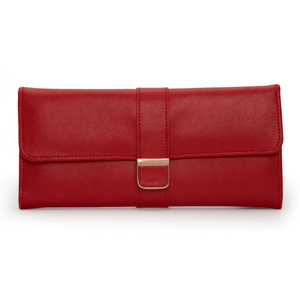Wolf Red Palermo Jewellery Roll 213472
