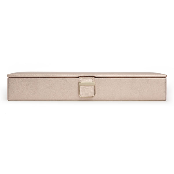 Wolf Rose Gold Palermo Jewellery Safe Deposit Box 213516 - Hamilton & Lewis Jewellery