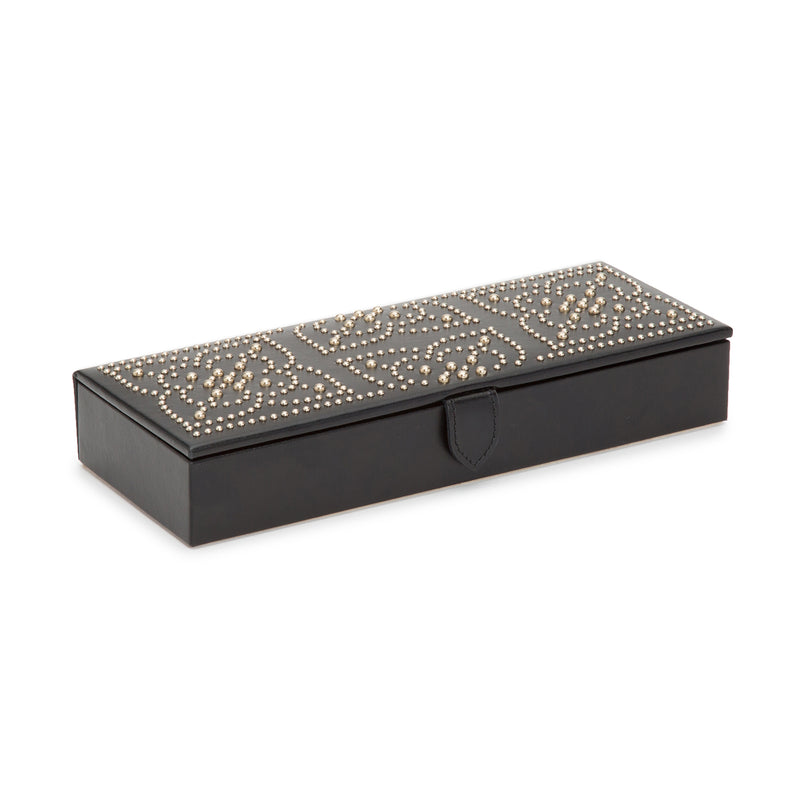 Wolf Black Marrakesh Jewellery Safe Deposit Box 308402