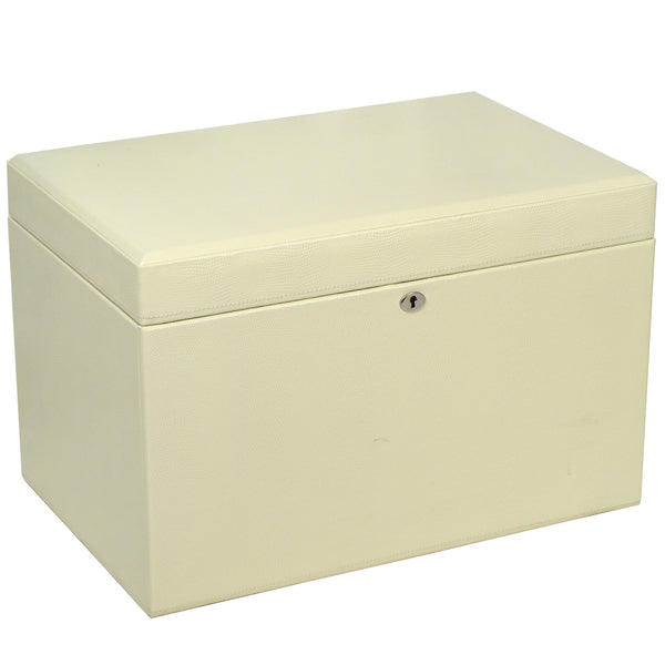 Wolf Cream London Large Jewellery Box 315053