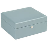 Wolf Ice London Small Square Jewellery Box 315224 - Hamilton & Lewis Jewellery