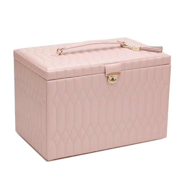 Wolf Rose Caroline Extra Large Jewellery Box 329515 - Hamilton & Lewis Jewellery