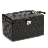 Wolf Black Caroline Large Jewellery Box 329671 - Hamilton & Lewis Jewellery