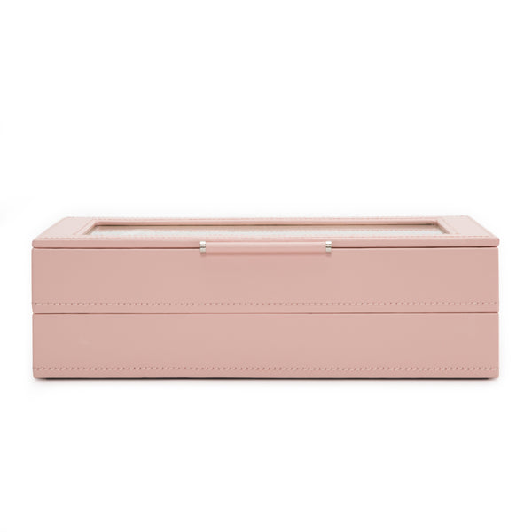 Wolf Rose Quartz Sophia Stackable Tray 392115 - Hamilton & Lewis Jewellery