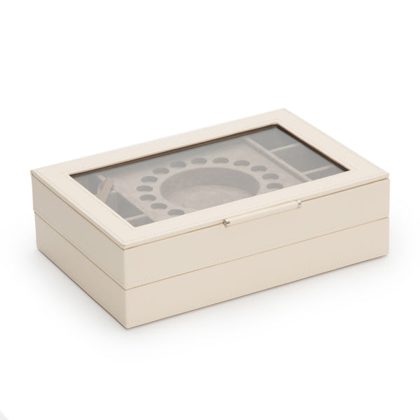 Wolf Ivory Sophia Stackable Tray 392153 - Hamilton & Lewis Jewellery
