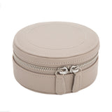 Wolf Mink Sophia Mini Jewellery Zip Case 392321 - Hamilton & Lewis Jewellery