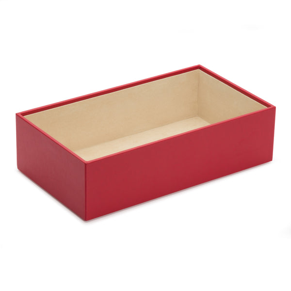 "Wolf Red 4"" Deep Vault Tray 435272 - Hamilton & Lewis Jewellery"