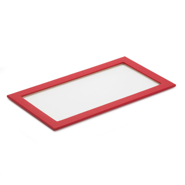 Wolf Red Vault Glass Lid 435372 - Hamilton & Lewis Jewellery
