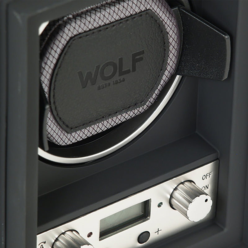 Wolf Single Module 4.1 Winder 454011 - Hamilton & Lewis Jewellery