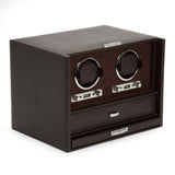 Wolf Double Brown Blake Winder 460706 - Hamilton & Lewis Jewellery