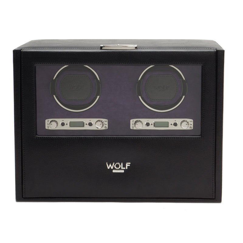 Wolf Double Black/Purple Blake Winder 460728