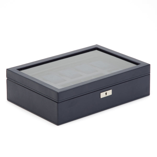 Wolf Howard Navy Watch Box 465217 - Hamilton & Lewis Jewellery